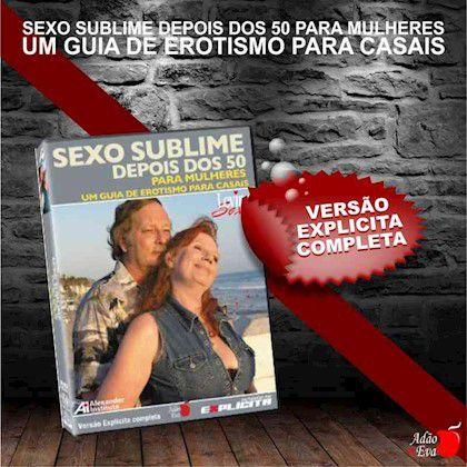 SEXO SUBLIME DEPOIS DOS 50 DVD
