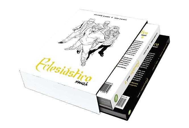 BOX Eclesiástico Mangá 1 e 2 + Eclesiástico 3