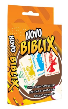 """Jogo """"Biblix"""""""