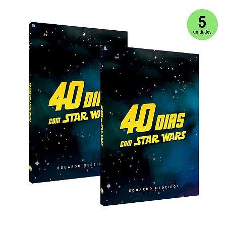 Atacado: 40 Dias com Star Wars (5 unidades)