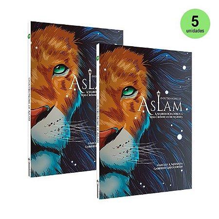 Atacado: O Outro Nome de Aslam (5 unidades)