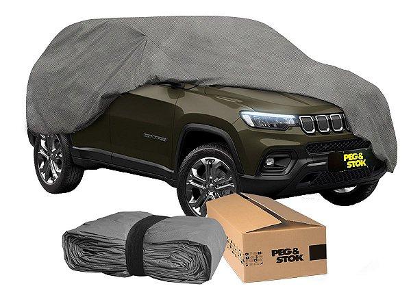 Capa Cobrir Carro Standard 100 % Forrada - XG