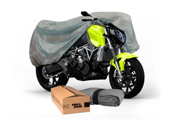 Capa Cobrir Moto Standard 100% Forrada - P