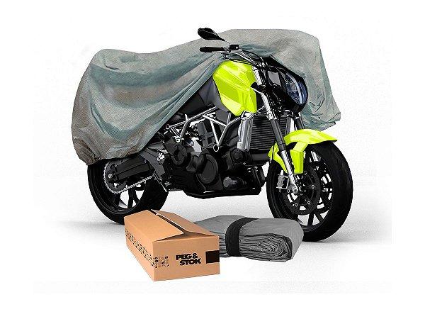 Capa Cobrir Moto Standard 100% Forrada - M
