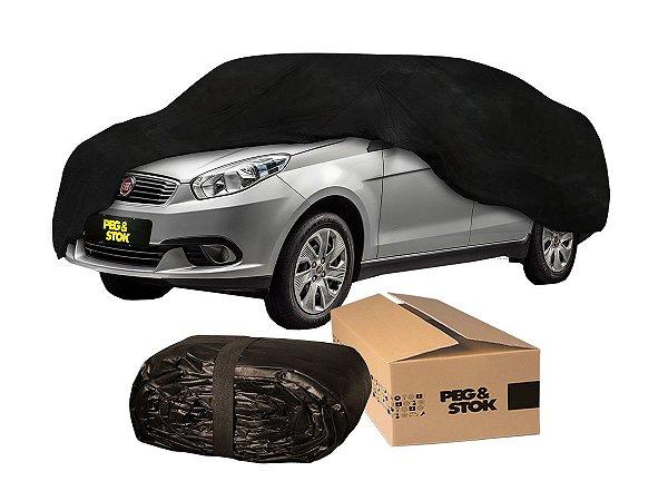 Capa Cobrir Carro Premium 100 % Forrada - M
