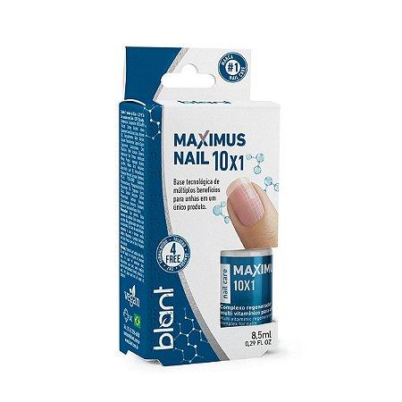 Base fortalecedora para unhas Maximus Nail 10X1 4 Free Blant