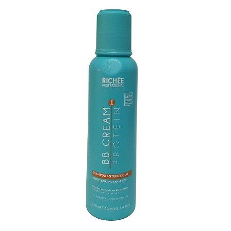Shampoo Anti resíduo bb cream 250Ml Richée Professional