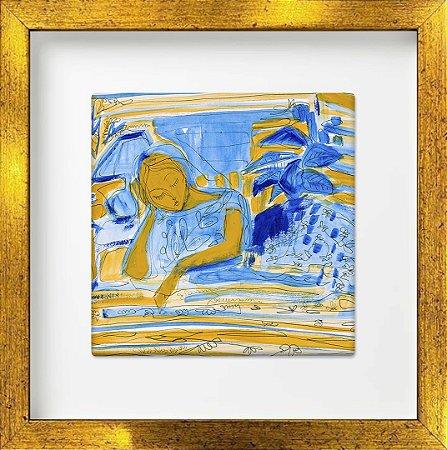 Coleção amarelo IV