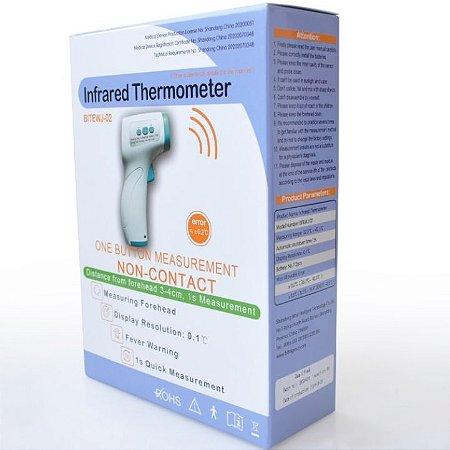 Termômetro infravermelho de padrão clínico