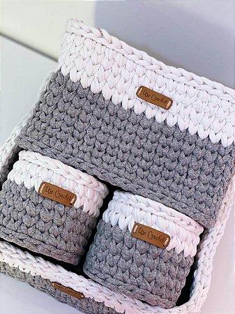 Kit Higiene Classic (4 peças)