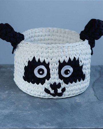 Cesto Organizador Panda 🐼