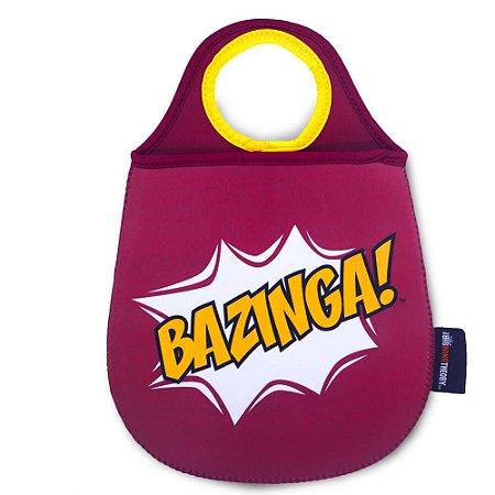 Lixeira para Carro Bazinga – The Big Bang Theory