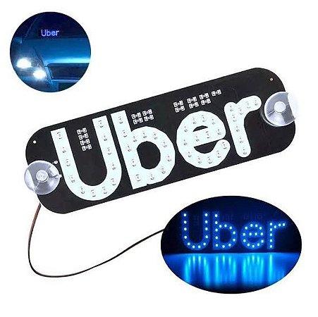 Placa de Led Uber Luminosa