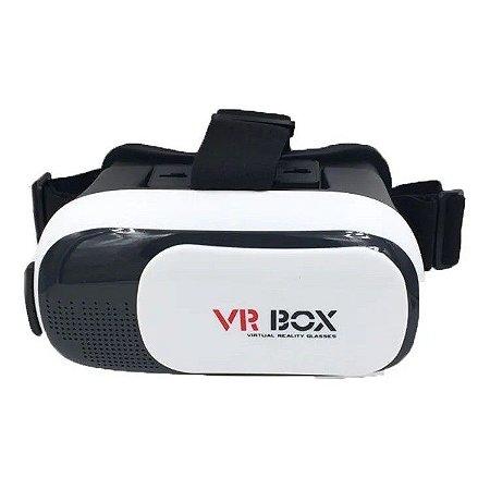 Oculos 3D Realidade Virtual VR Box + Controle Bluetooth