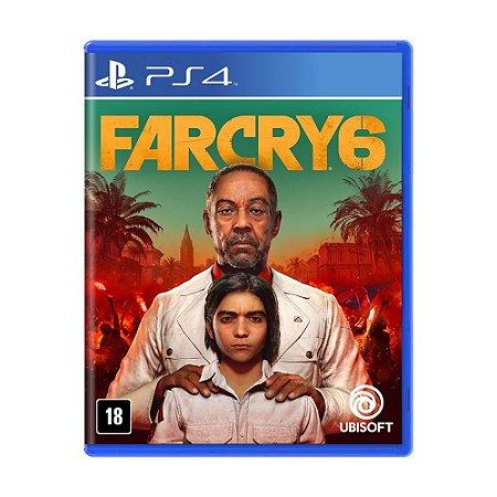 Jogo Far Cry 6 - PS4
