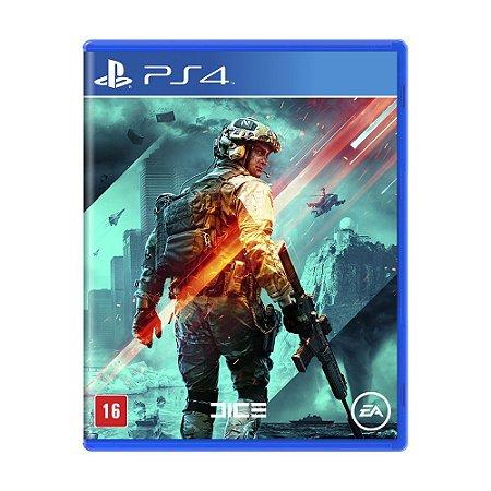 Jogo Battlefield 2042 - PS4