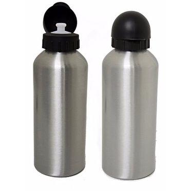 Garrafinha Squeeze De Alumínio 500ml Para Academia Caminhada