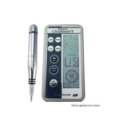 Dermografo Para Micropigmentação Charmant Premium Digital Profissional
