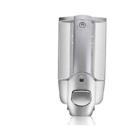 Dispenser Porta Sabonete Liquido Parede Saboneteira Banheiro Detergente Alcool Em Gel