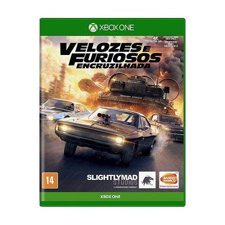 Jogo Velozes e Furiosos: Encruzilhada - Xbox One