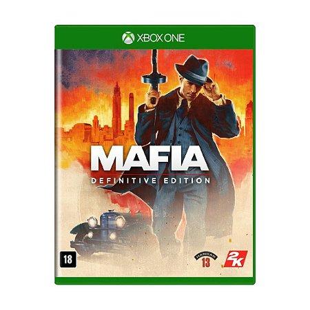 Jogo Mafia: Definitive Edition - Xbox One