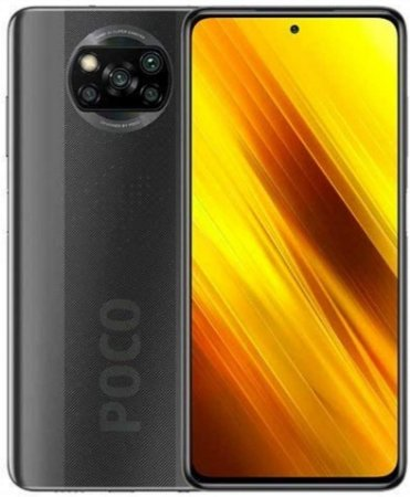 Smartphone Poco X3-64GB - 6GB - 64MP - Shadow Gray (Shadow Gray)
