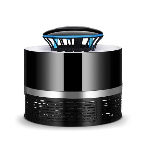Elétrica Mosquito Assassino com Armadilha Lâmpada Chemical-Free USB Alimentado uv LED Luz Fotocatalisador Fly Bug Dispeller