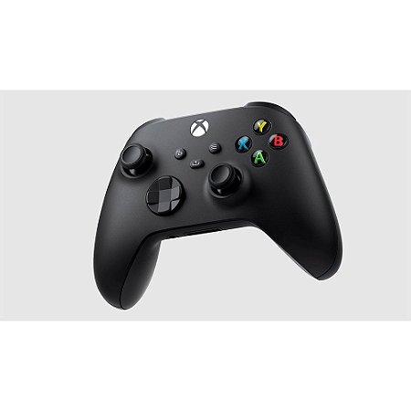 Controle Sem Fio Microsoft Xbox Carbon Black
