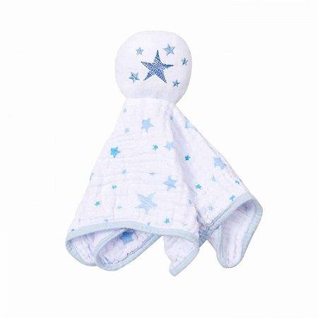 Naninha Soft Bordada - Estrela Azul - PAPI