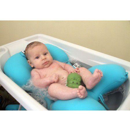 Almofada Para Banho Baby Pil - Creme