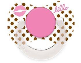 Chupeta Lillo Funny Love Kiss - Tamanho 1 - 0-6 meses