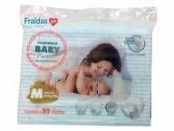 Marigold Baby Premium - Tamanho M - 80 unidades