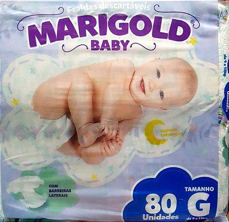Marigold Baby Tam G c/ 80 unidades