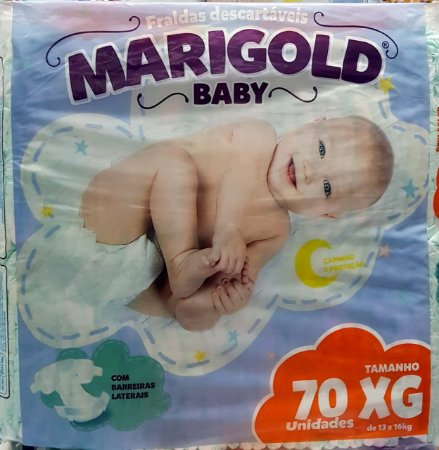 Marigold Tam XG c/ 70 unidades