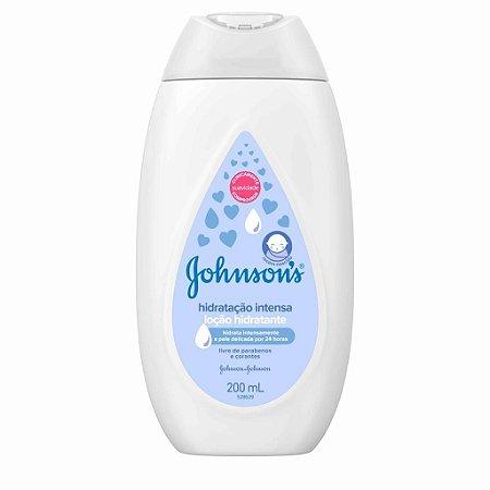 Loção Hidratante Hidratação Intensa JOHNSON'S