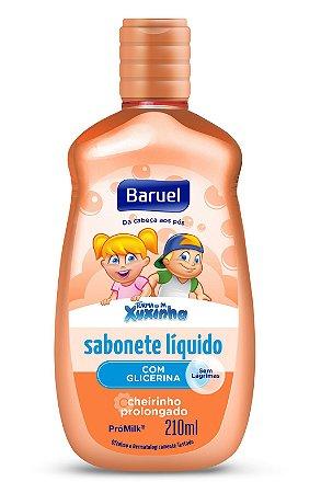 Sabonete Líquido com Glicerina Xuxinha 210ml