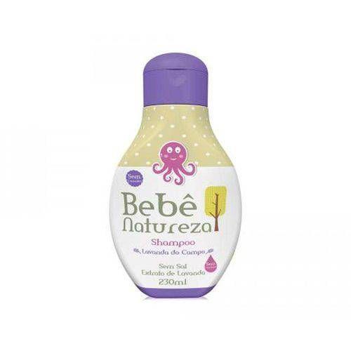 Shampoo Bebê Natureza Lavanda 230ml