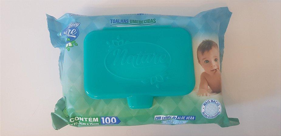 Toalhas Umedecidas Nature Baby Premium