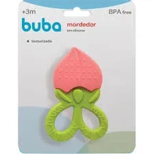 Mordedor de Silicone Baby Buba 3M+