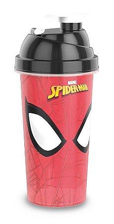 Copo Plástico Shakeira 580ml Spider Man - Plasútil