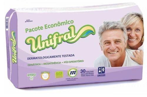 FRALDA GERIÁTRICA NO ATACADO UNIFRAL