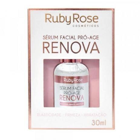 SERUM FACIAL PRO-AGE RENOVA RUBY ROSE