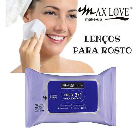 LENCO ANTIOLEOSIDADE - MAX LOVE
