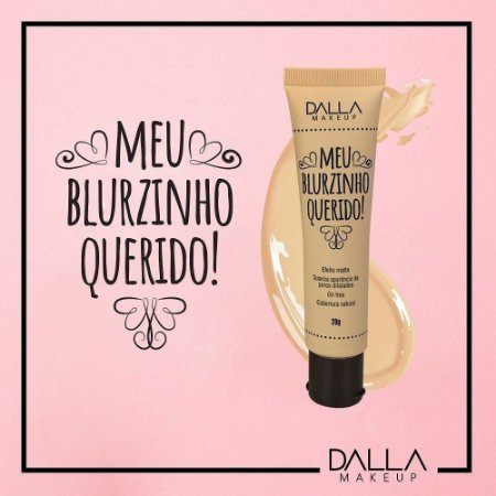 BLURZINHO - DALLAMAKEUP
