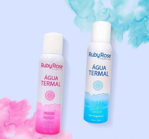 AGUA TERMAL - RUBY ROSE