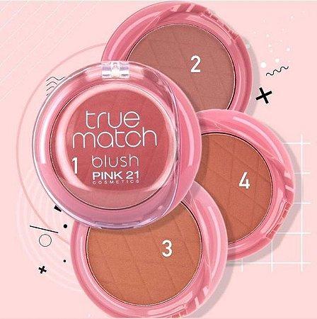 BLUSH TRUE MATCH - PINK 21