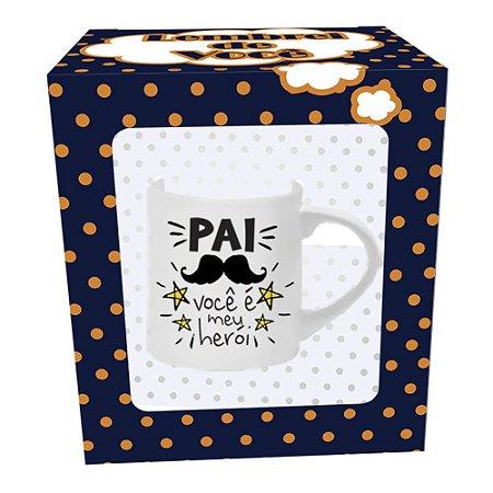 Caneca Small Pai Caixa Presente