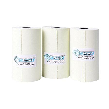 Bobina Térmica KPH 80x30 Branca - Caixa com 30 Unidades