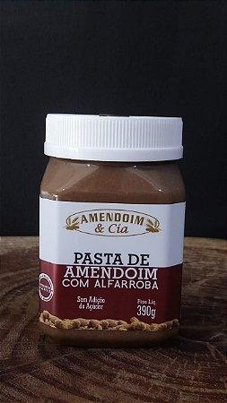 Pasta de Amendoim com Alfarroba 390g