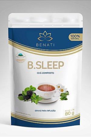CHA FUNCIONAL B.SLEEP 80G